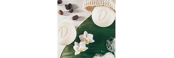 Duschkind festes Shampoo Natur - natürliches Produkt mit Jojobaöl  - Duschkind-Natur vegan mit Jojobaöl geruchsneutral weiches Haar sulfatfrei Zellschutz