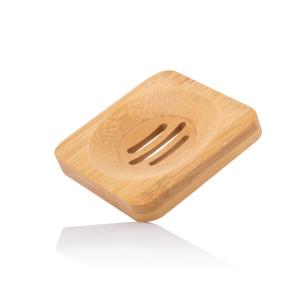 Duschkind Bambusablage eckig